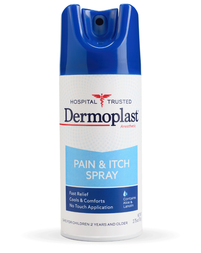 Dermoplast Pain and Itch Spray