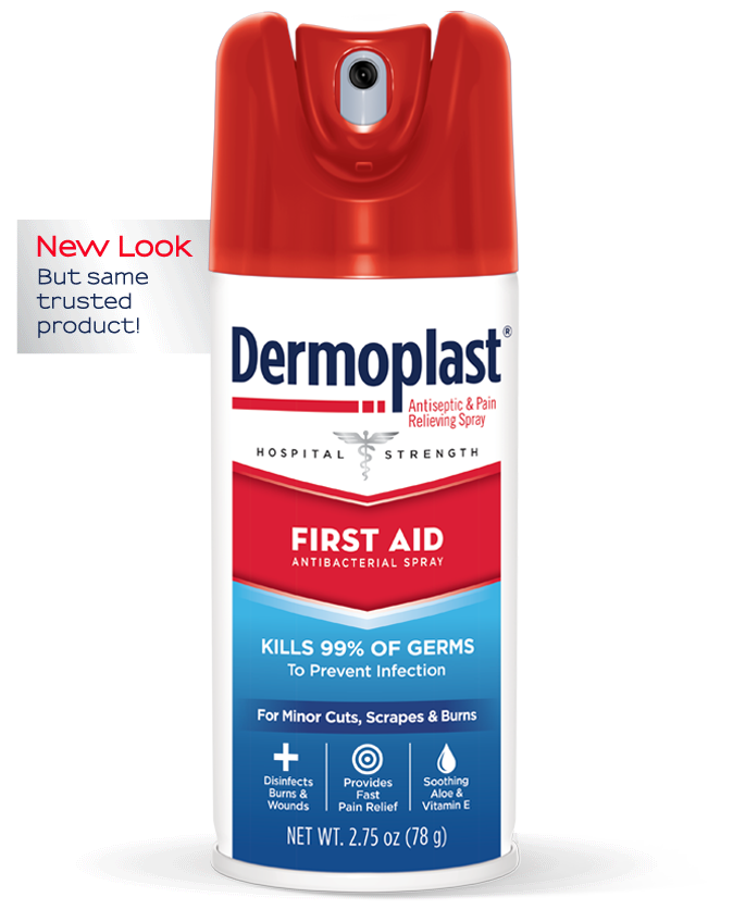 Dermoplast First Aid Spray