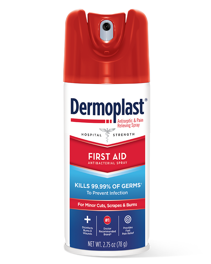 Dermoplast First Aid