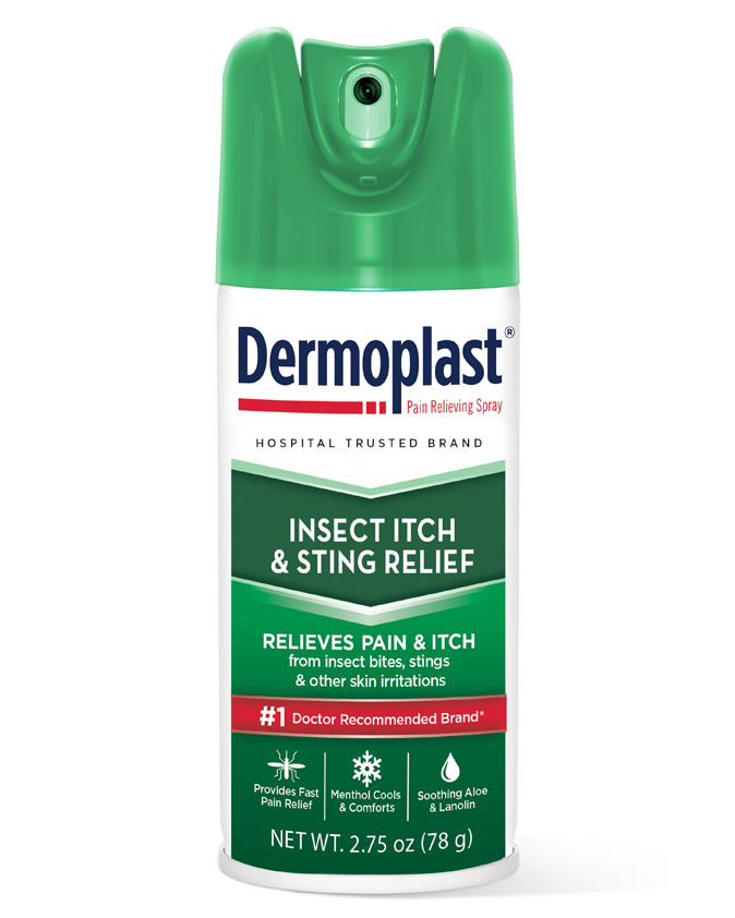 Dermoplast Insect Itch Relief