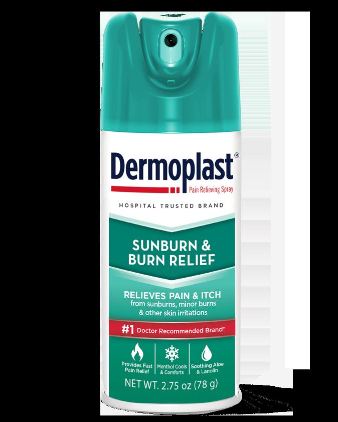 Dermoplast Sunburn Relief